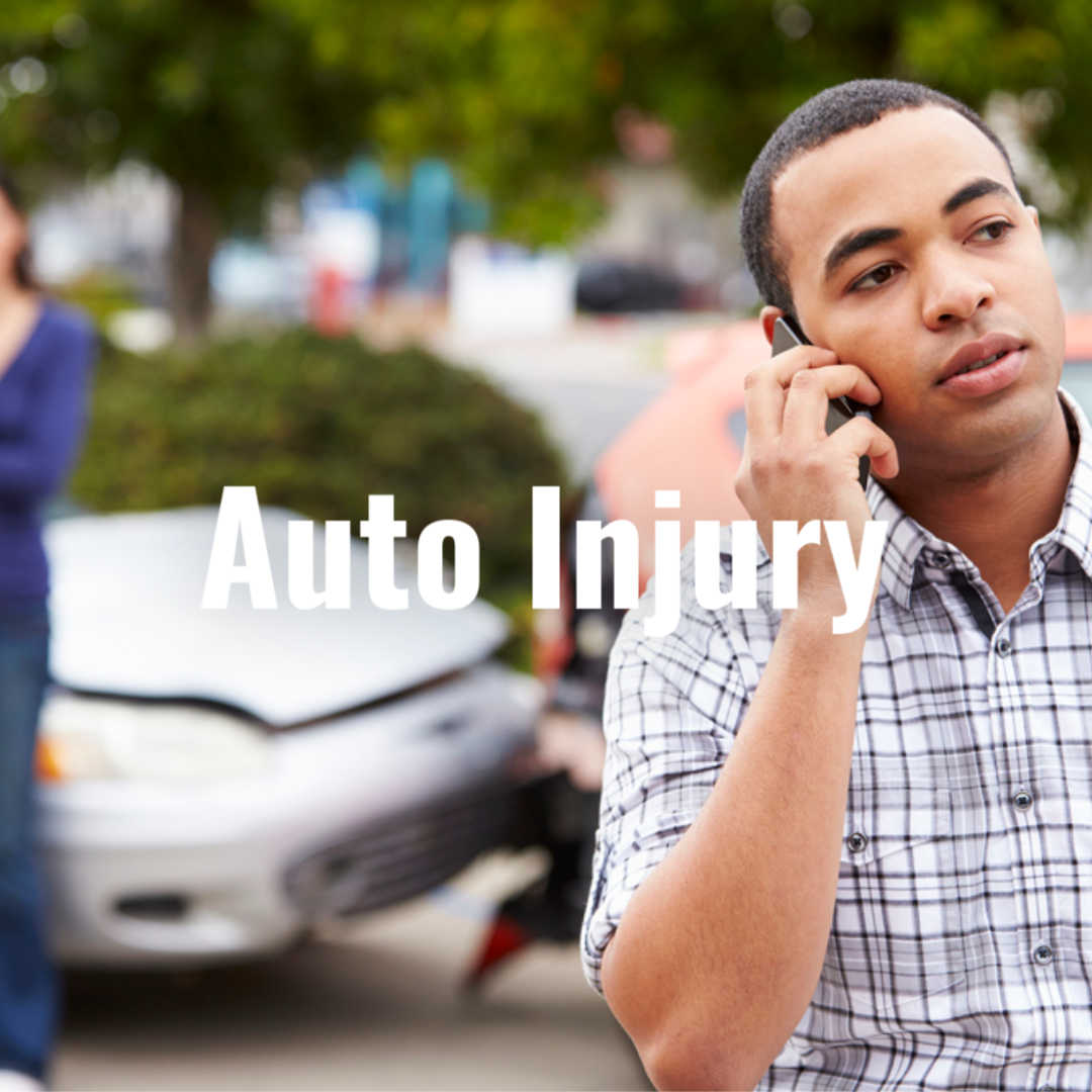 Auto Injury/Car Accidents