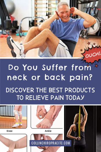 Recommended Products for Pain Relief