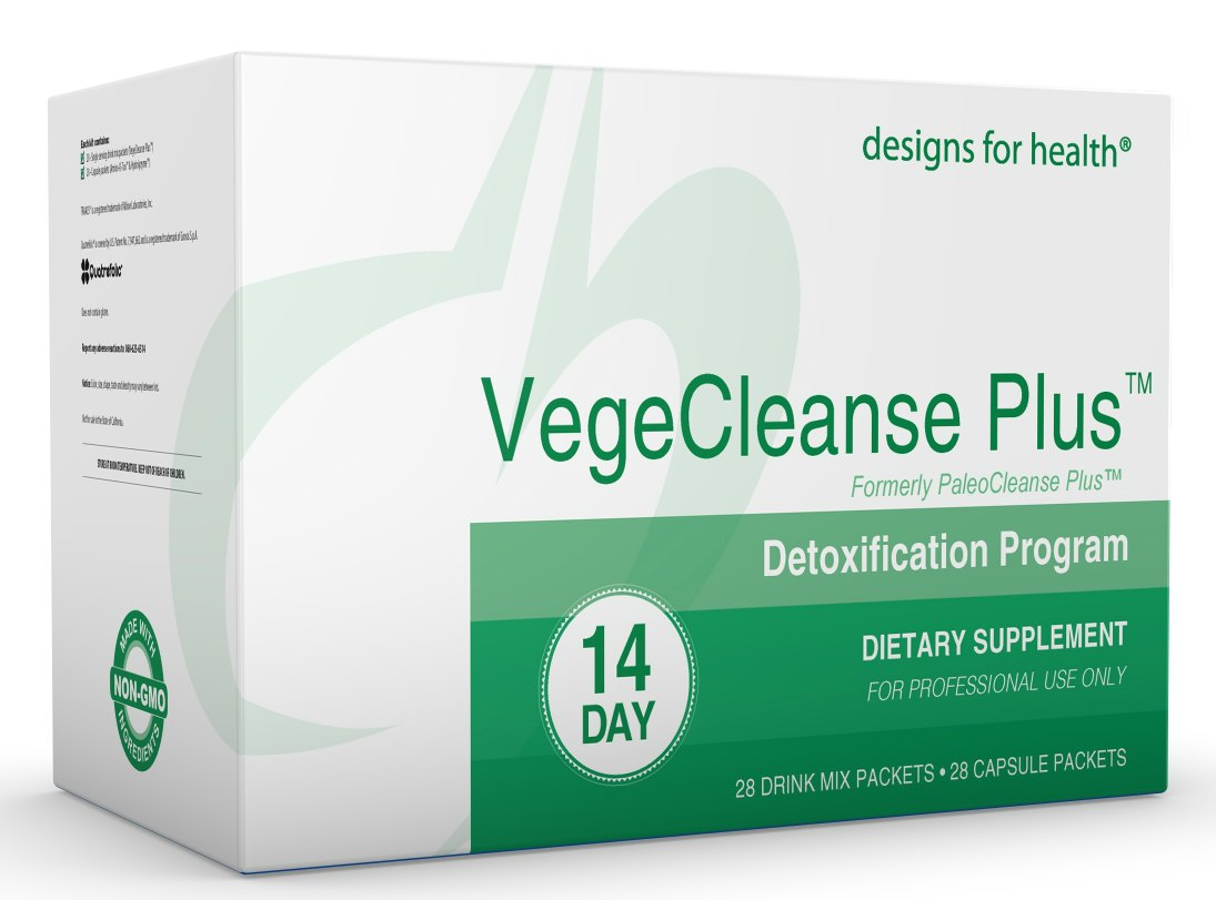 VegeCleanse Plus Detox kit